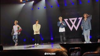 200201 WINNER(위너)-Full talk time part 1_CROSS TOUR in Ho Chi…