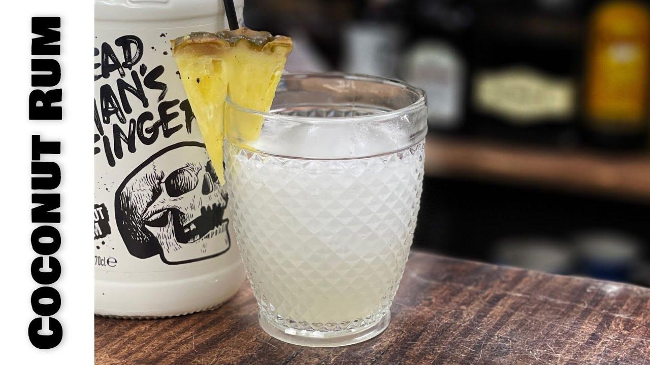 Coconut Rum Cocktails