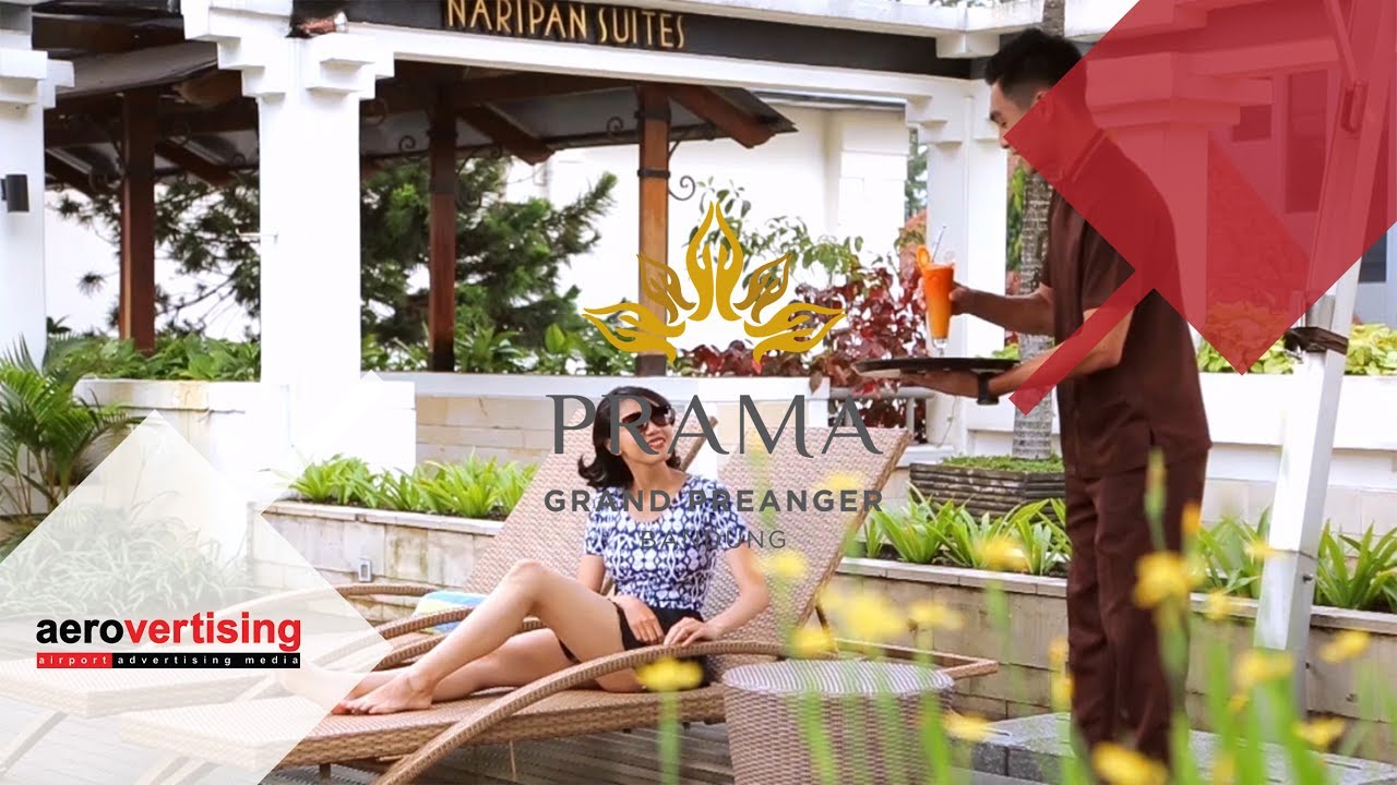 Prama Grand Preanger Hotel Bandung Cozy Stay Youtube