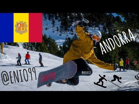 Andorra Skiing & Snowboarding 2018 Film
