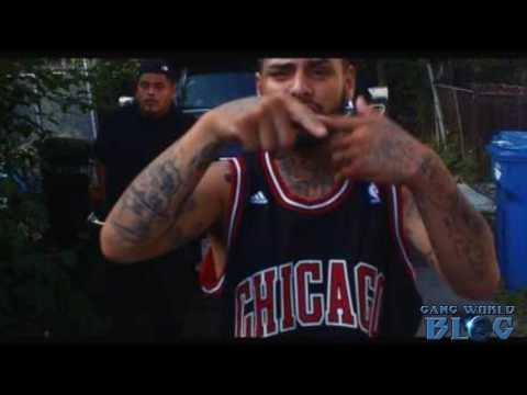 Chicago Rapper Stain Savage killed in Back of The Yard Shootings (Gangster Two Six)