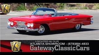 1961 Plymouth Fury Convertible - Gateway Classic Cars of Atlanta #61