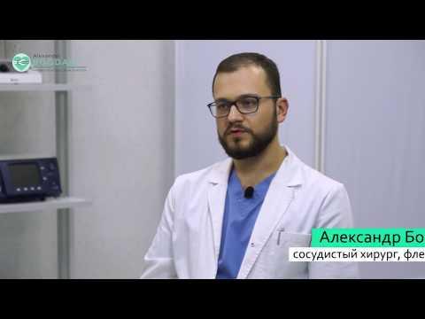Радиочастотная облитерация (РЧО). Суть операции. Послеоперационный период