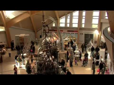 Building the Eden Project - Eco projects in Cornwall (1/3)
