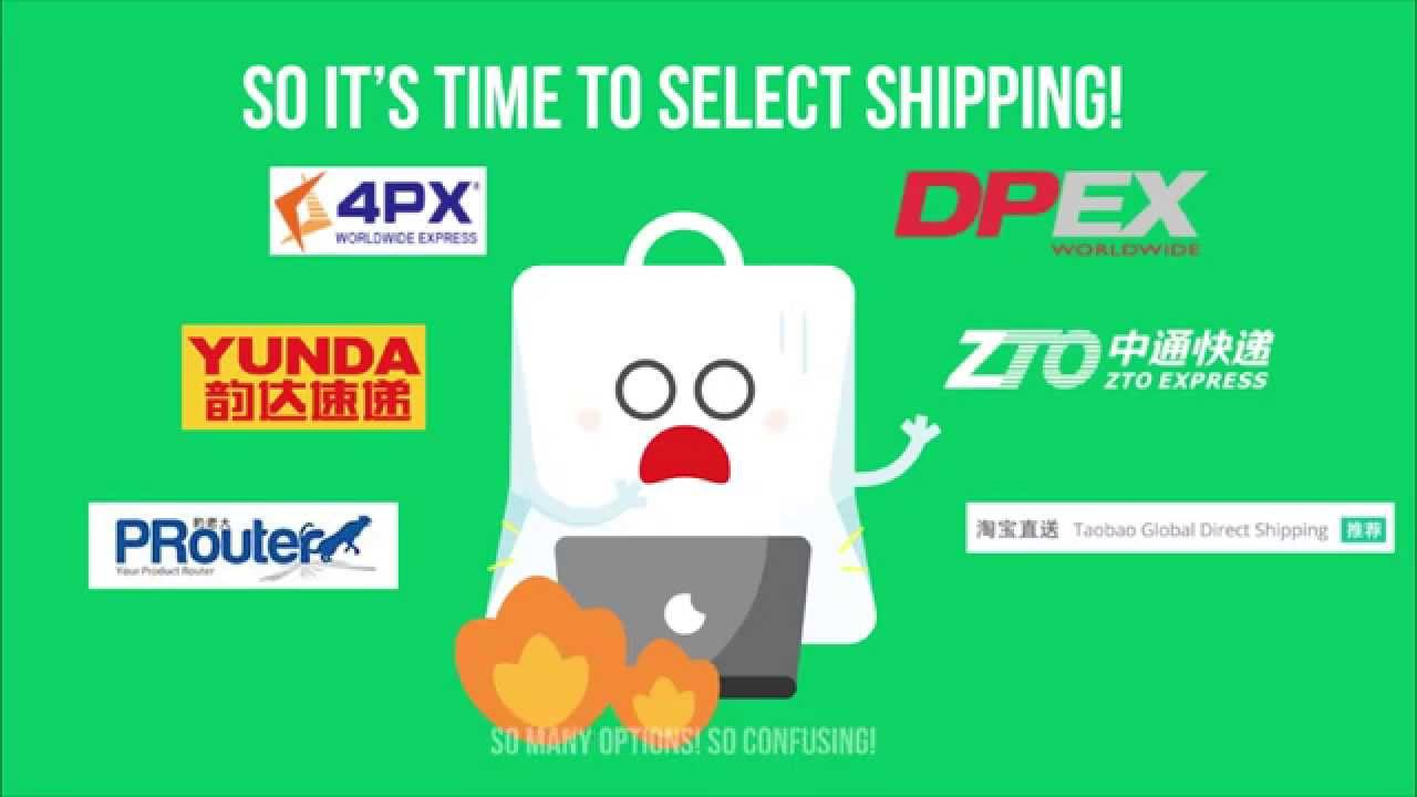 40817560 Buy From Taobao Without Agent: Shipping Guide For Taobao - YouTube
