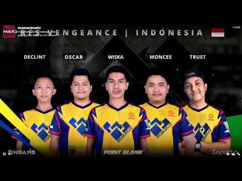 PBWC 2018 - Plan-B.Gaming [Turkey] Vs [Indonesia] PRFS VNG EMPORIUM SADES CY - Grupo B - Point Blank