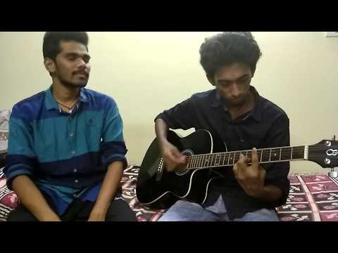 Adiga Adiga Song Acoustic Cover    Ninnu Kori    Sai Madhav    Chandu    Nani    Gopi Sunder