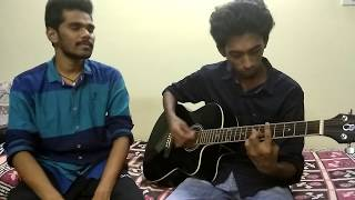 Adiga Adiga Song Acoustic Cover || Ninnu Kori || Sai Madhav || Chandu || Nani || Gopi Sunder