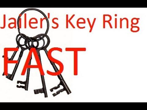 Jailer S Key Ring