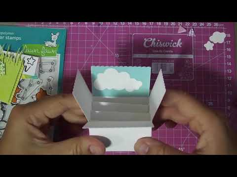 Parties and Stuff 3D Pop-Up Box Card Tutorial and Product Showcase