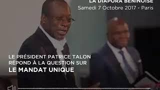 2021: PATRICE TALON SERA T-IL CANDIDAT?