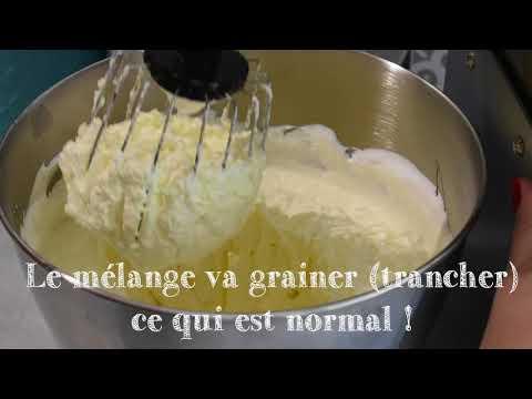 TUTO : La Crème Au Beurre Meringue Suisse (CBMS Ou SMBC)
