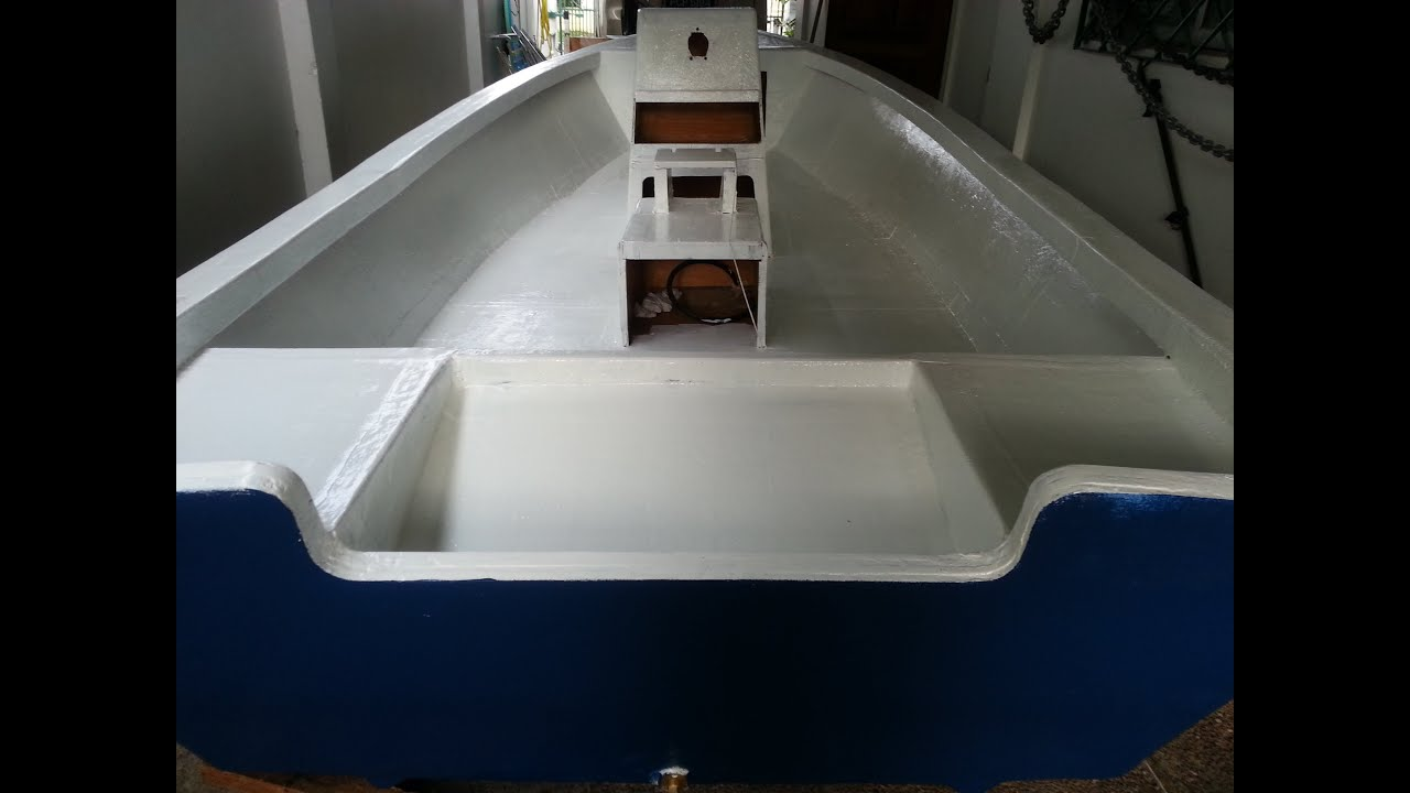 17 Ft Fast Skiff Build Youtube