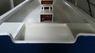 17 Ft Fast Skiff build