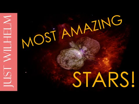 TOP 10 Most Amazing Stars in Space!