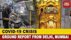 Coronavirus Crisis: Delhi, Mumbai Shut Restaurants, Pubs; Religious Places Also Close Doors