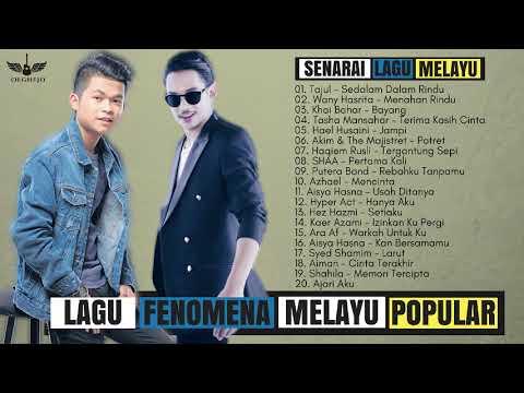 Lagu Popular Melayu - Fenomena Pop Malaysia 2018