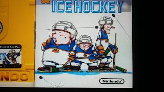 Ice Hockey Famicom Disk System