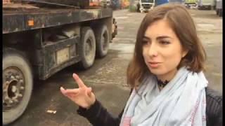 Видео- обзор на  автокран стреловой, самоходныый 50 тонн Ивановец КС 6476 на шасси МАЗ 8х4