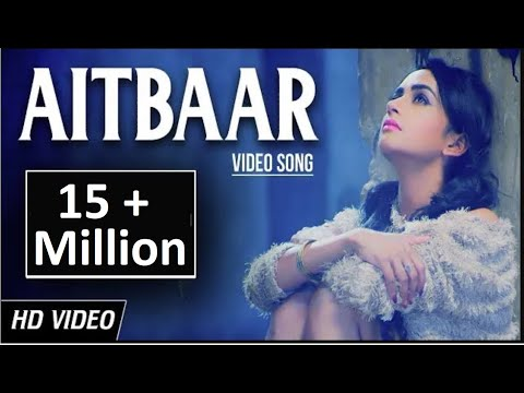 Aitbaar  New Heart Touching Punjabi Song  Vishal Pahwa  MG Mehul Gadani  Yellow Music