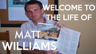 Matt Williams In Ekwendeni