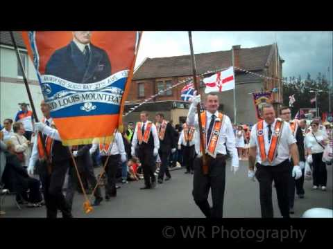County Grand Orange Lodge of Central Scotland Boyne Celebrations @ Motherwell