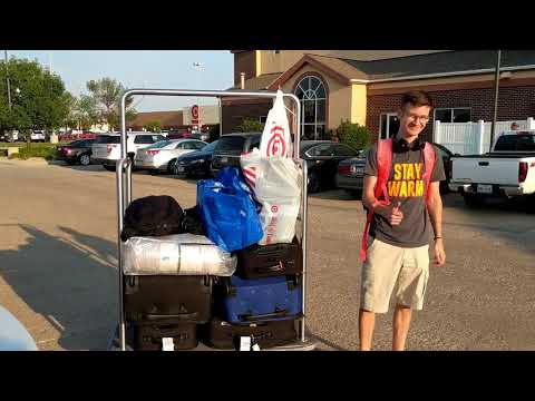 My Trip To College!!! (Northern State University)