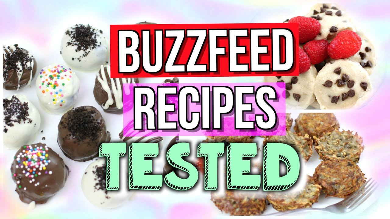 Diy buzzfeed recipes tested testing easy food recipes 2016 youtube premium forumfinder Choice Image