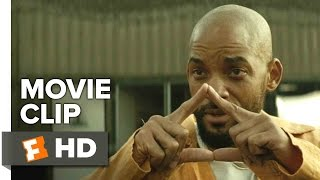 Suicide Squad Movie CLIP - Is That a Pep Talk? (2016) - Will Smith Movie