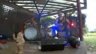 Adam Hole Mark Easton Whole Lotta Love live at Bucca Hotel.wmv