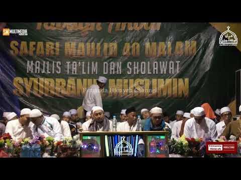 SYUBBANUL MUSLIMIN YA HANANA ALA HABIB SYECH