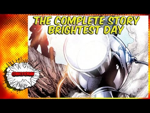 Brightest Day - The Complete Story