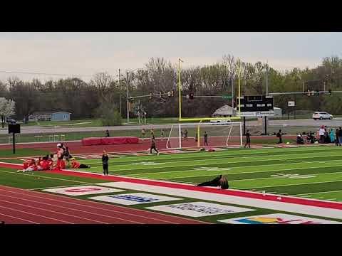 Tonganoxie High School Varsity Track Invitational 2021