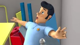 New Fireman Sam 🌟Clumsy Elvis! 😂🌟Fireman Videos 🔥🚒Kids Cartoons