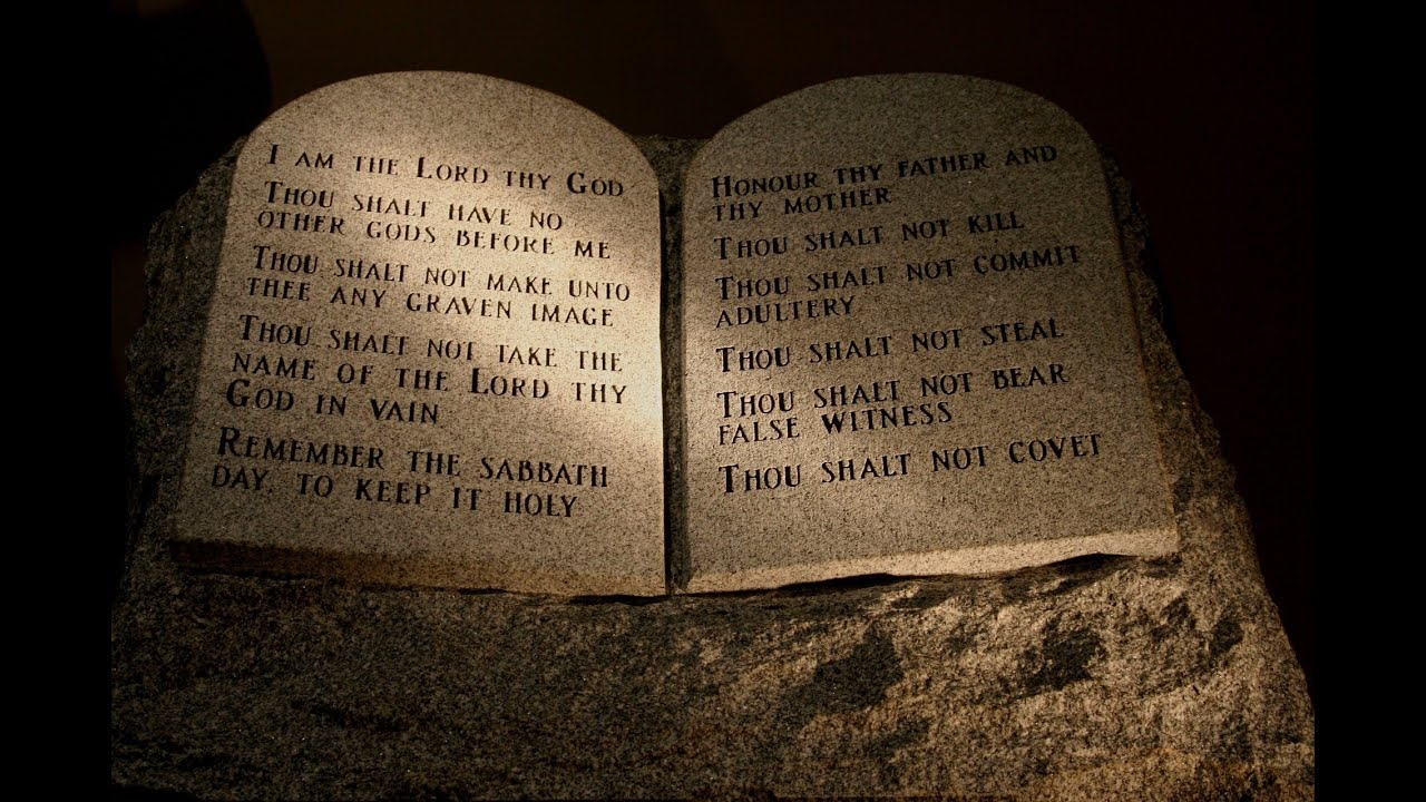 the reasons why the ten commandments should be in public schools The supreme court on monday struck down certain ten commandments displays the ten commandments should be ten commandments displays in public.