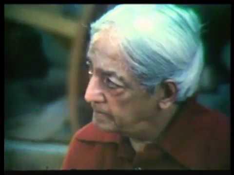 J. Krishnamurti - 1981 - A documentary on Oak Grove School, Ojai, California