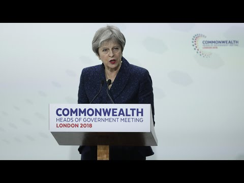 Windrush generation to get compensation, says Theresa May
