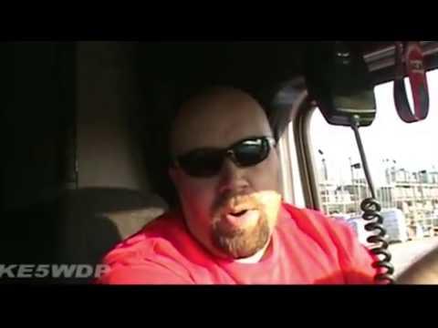 Trucking - I miss this job!