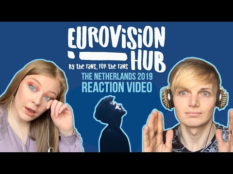 The Netherlands | Eurovision 2019 Reaction Video | Duncan Laurence - Arcade