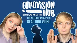 The Netherlands | Eurovision 2019 Reaction  | Duncan Laurence - Arcade