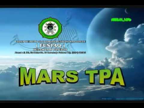 Mars (Hymne) TPA & MD Gema Tulis Baca Al Qur'an