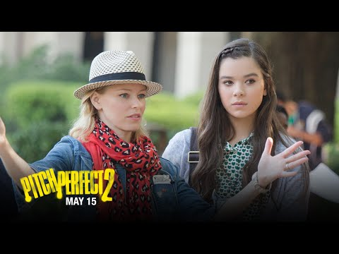 "Pitch Perfect 2 - Featurette: ""Elizabeth Banks - Directorial Debut"" (HD) Mp3"