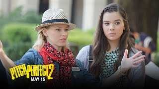 "Video Pitch Perfect 2 - Featurette: ""Elizabeth Banks - Directorial Debut"" (HD) download MP3, 3GP, MP4, WEBM, AVI, FLV Agustus 2018"
