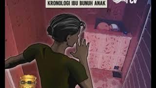 Ibu Bunuh Anak karena Suami Selingkuh