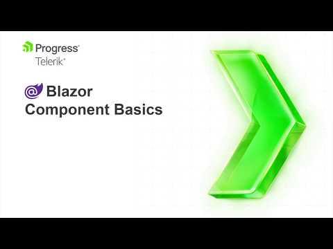 Blazor Component Basics