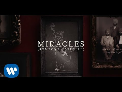 Coldplay - Miracles (Someone Special) - Lyric Video - & Big Sean