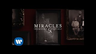 Gambar cover Coldplay & Big Sean - Miracles (Someone Special) - Official Lyric Video