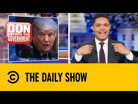Did Donald Trump Get Owned By Nancy Pelosi? | The Daily Show with Trevor Noah