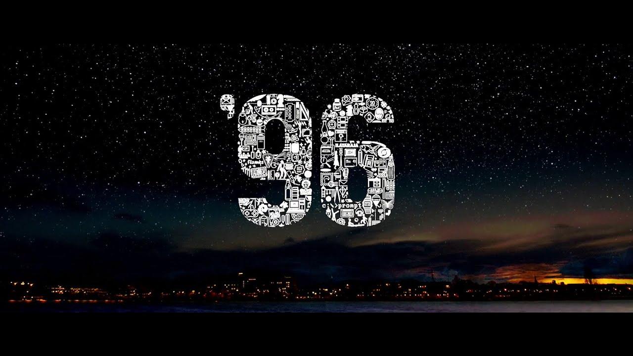 96 Trailer Edited by BSK  | Vijay Sethupathi | Trisha Krishnan | C Prem Kumar | Rajesh Murugesan