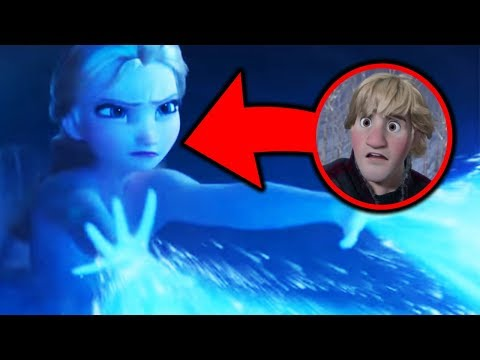 Frozen 2 Theory: Dark Truth of Elsa's Ice Powers